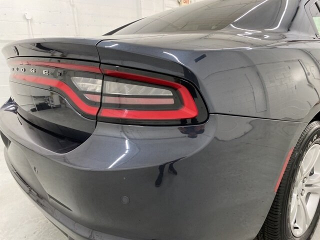 2019 Dodge Charger SXT Sedan RWD 3.6L 6-Cylinder SMPI DOHC Engine