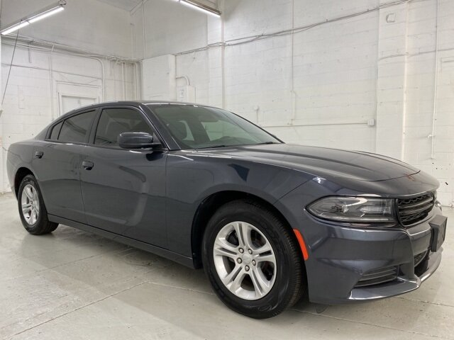 2019 Dodge Charger SXT Automatic RWD Sedan 4 Door