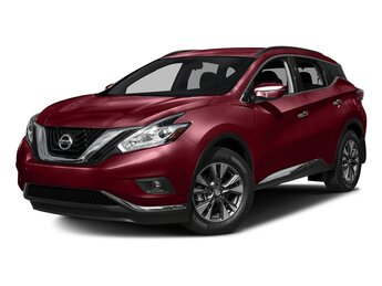 2017 Nissan Murano S 4 Door SUV 3.5L V6 DOHC Engine Automatic (CVT)