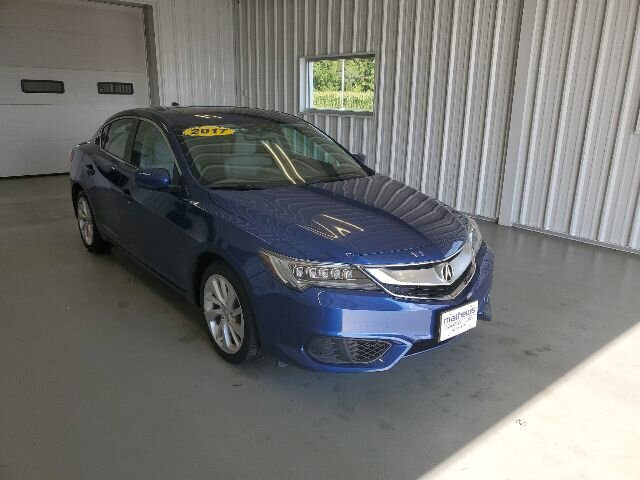 2017 Acura ILX Sedan 2.4L 16-Valve DOHC i-VTEC Engine 4 Door FWD