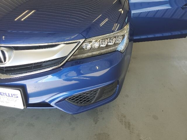 2017 Catalina Blue Pearl Acura ILX Sedan FWD 2.4L 16-Valve DOHC i-VTEC Engine Automatic