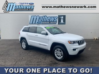 2018 Bright White Clearcoat Jeep Grand Cherokee Laredo E SUV 4X4 4 Door 3.6 L 6-Cylinder Engine Automatic