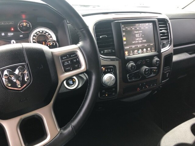 2016 Ram 1500 Laramie 4X4 4 Door Truck Automatic 3.6L V6 24V VVT Engine