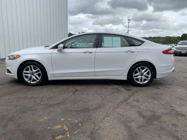 2015 Ford Fusion SE Sedan Automatic FWD 4 Door