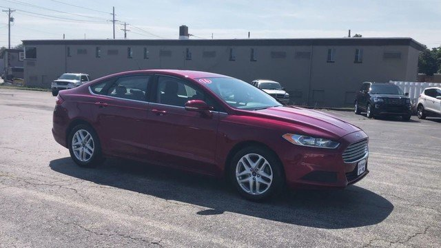 2016 Ford Fusion SE Sedan FWD 2.5L 4-Cyl Engine Automatic