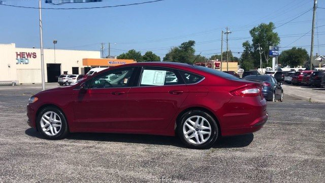 2016 Ford Fusion SE FWD 2.5L 4-Cyl Engine Sedan 4 Door