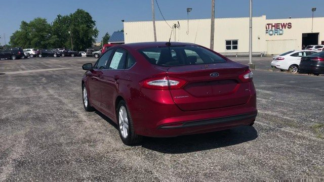 2016 Ford Fusion SE Automatic Sedan FWD 2.5L 4-Cyl Engine 4 Door