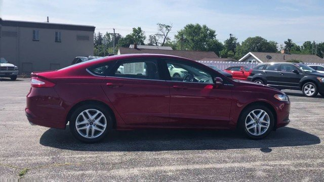 2016 Ford Fusion SE 4 Door Automatic 2.5L 4-Cyl Engine Sedan