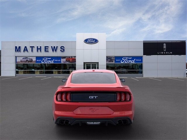 2020 Ford Mustang GT Premium 2 Door RWD 5.0L V8 Ti-VCT Engine Car Automatic