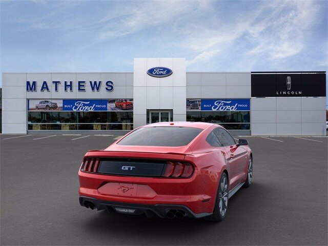 2020 Ford Mustang GT Premium Automatic Car 2 Door