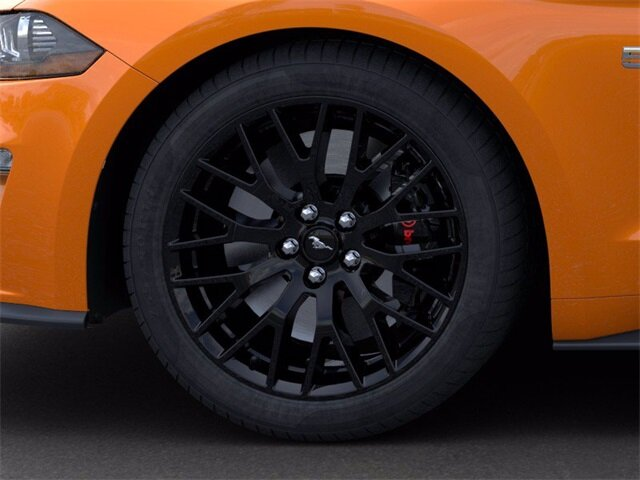2020 Twister Orange Tri-Coat Ford Mustang GT RWD 5.0L V8 Ti-VCT Engine 2 Door