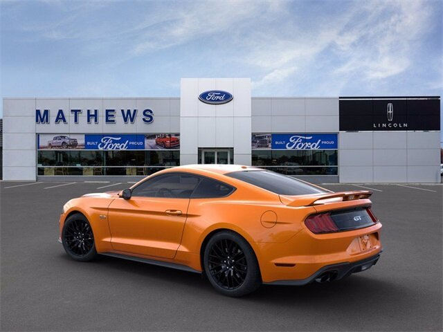 2020 Ford Mustang GT Coupe 5.0L V8 Ti-VCT Engine 2 Door