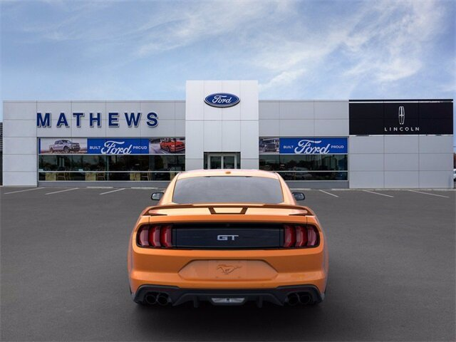 2020 Ford Mustang GT 5.0L V8 Ti-VCT Engine 2 Door RWD Coupe Manual