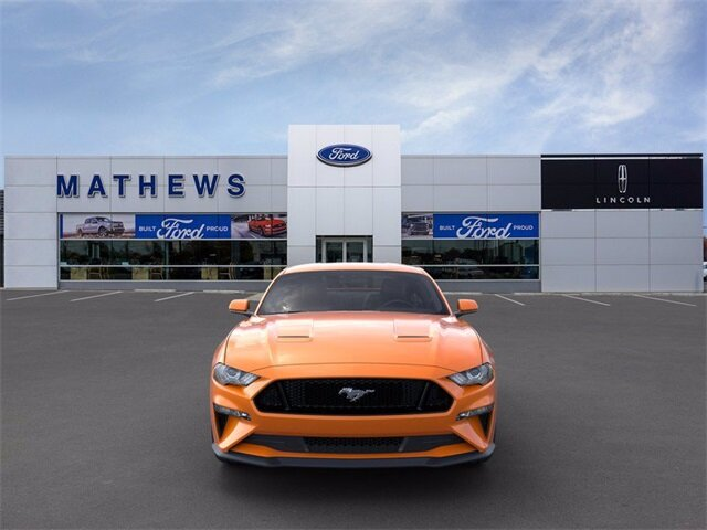 2020 Ford Mustang GT Coupe Manual 5.0L V8 Ti-VCT Engine