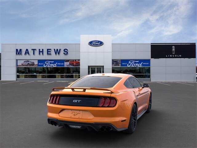 2020 Ford Mustang GT Coupe 2 Door Manual RWD