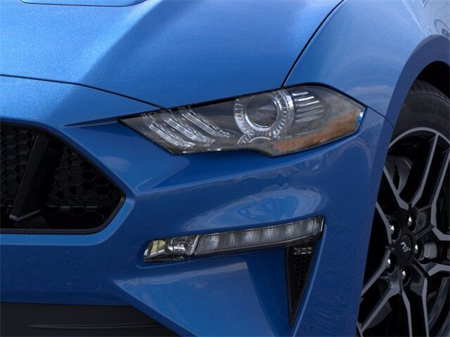 2020 Velocity Blue Metallic Ford Mustang GT 2 Door Coupe Automatic 5.0 L 8-Cylinder Engine