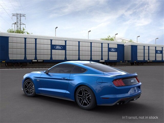 2020 Ford Mustang GT Coupe 5.0 L 8-Cylinder Engine Automatic 2 Door