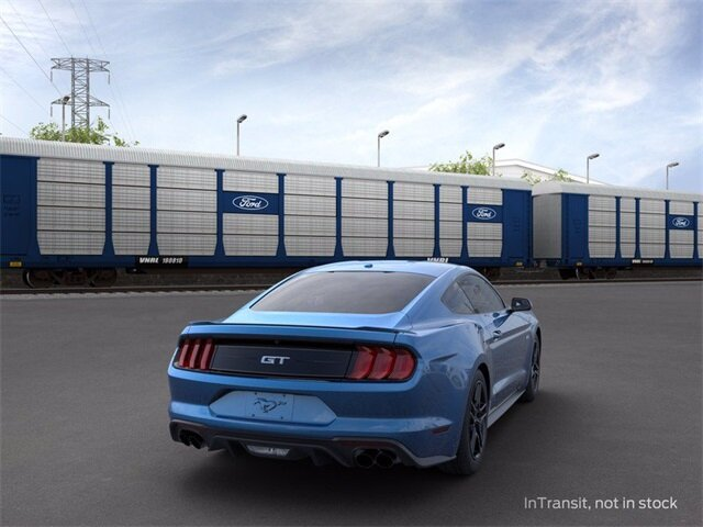 2020 Ford Mustang GT 2 Door Coupe 5.0 L 8-Cylinder Engine Automatic