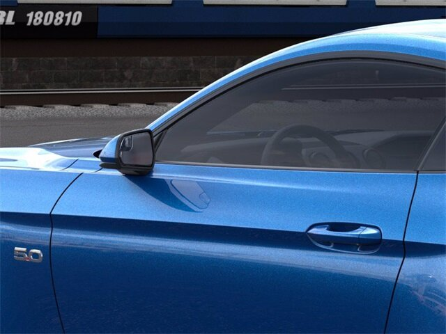 2020 Velocity Blue Metallic Ford Mustang GT Automatic 5.0 L 8-Cylinder Engine Coupe