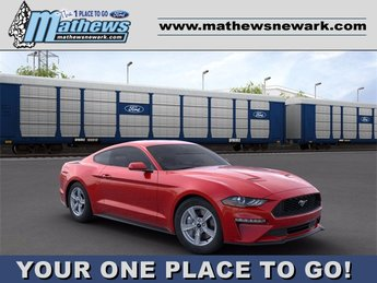 2020 RAPID_RED_MET_TINT Ford Mustang EcoBoost 2.3 L 4-Cylinder Engine Car 2 Door