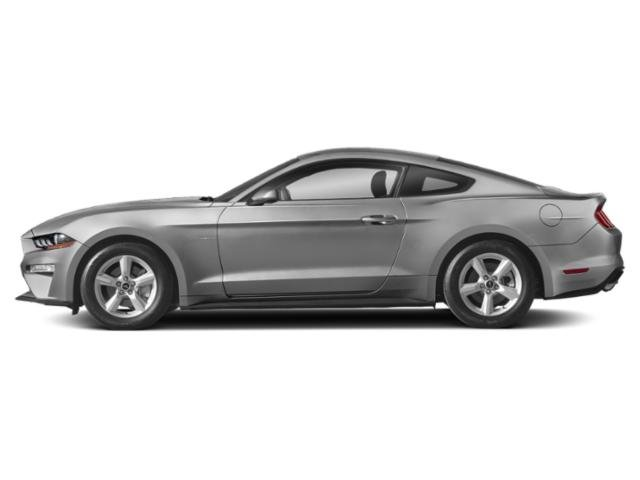 2019 Ingot Silver Metallic Ford Mustang EcoBoost Automatic 2.3L 4-Cyl Engine RWD 2 Door Coupe