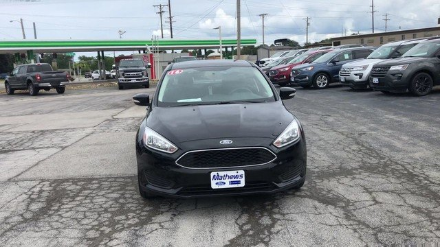 2016 Ford Focus SE Automatic 2.0L 4-Cyl Engine FWD
