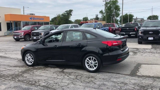 2016 Ford Focus SE FWD 2.0L 4-Cyl Engine 4 Door Automatic Sedan