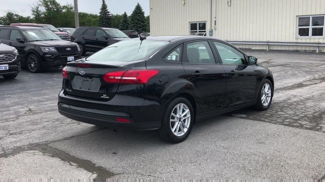 2016 Ford Focus SE 2.0L 4-Cyl Engine 4 Door Sedan FWD