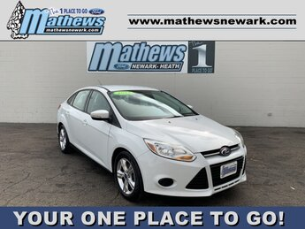2014 Ford Focus SE Car 2.0 L 4-Cylinder Engine 4 Door