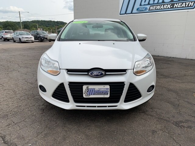 2014 Ford Focus SE 4 Door 2.0 L 4-Cylinder Engine Sedan