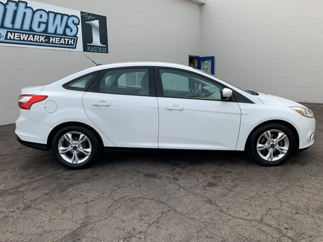 2014 Ford Focus SE Sedan 2.0 L 4-Cylinder Engine 4 Door