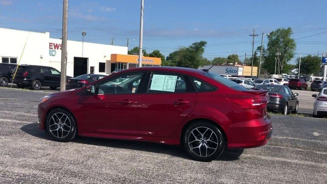 2016 Ford Focus SE Automatic 2.0L 4-Cyl Engine FWD 4 Door
