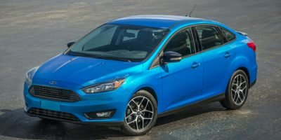 2016 Ford Focus SE FWD 2.0L 4-Cyl Engine 4 Door Sedan