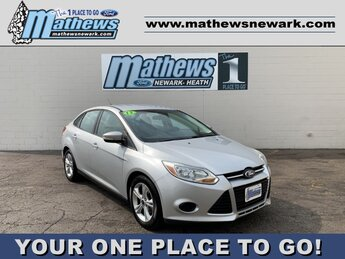 2013 Ford Focus SE Sedan Automatic 4 Door