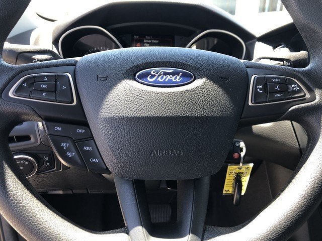 2017 Ford Focus SE 4 Door FWD Sedan