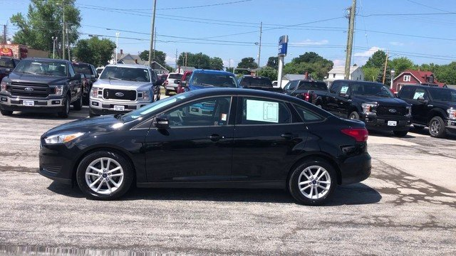 2016 Ford Focus SE Sedan 2.0L 4-Cyl Engine FWD Automatic 4 Door