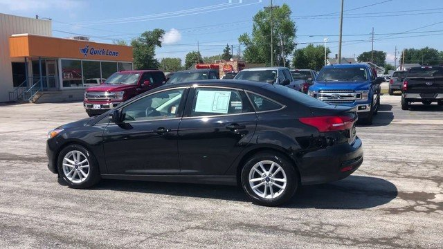 2016 Ford Focus SE Sedan 2.0L 4-Cyl Engine Automatic