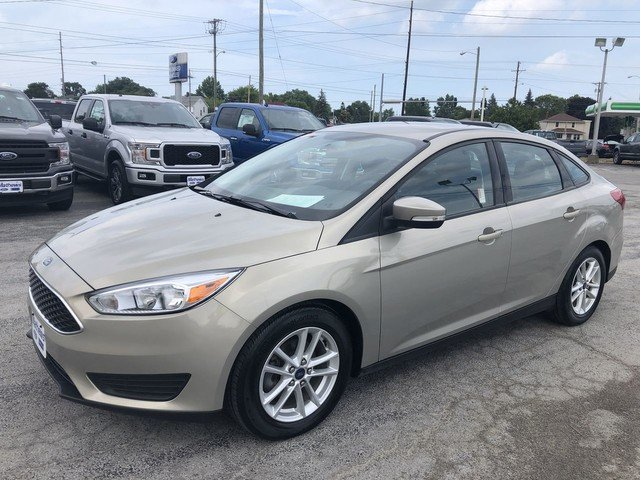 2016 Tectonic Ford Focus SE FWD Sedan 4 Door 1.0L Ecoboost Sfe Engine Manual