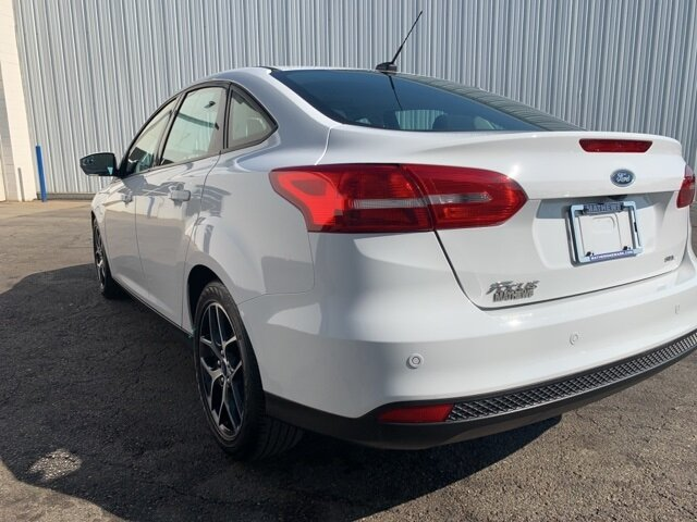 2017 Ford Focus SEL Sedan 2.0 L 4-Cylinder Engine 4 Door Automatic