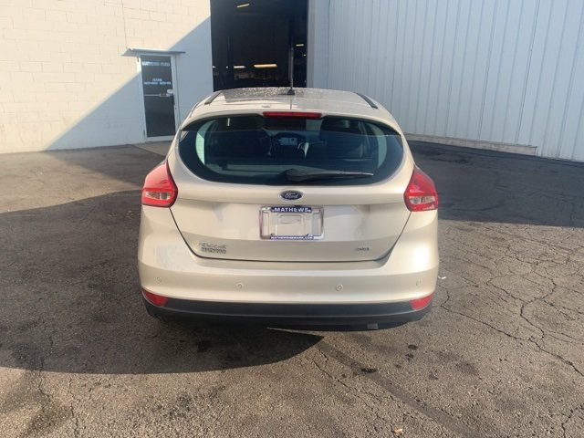 2018 Ford Focus SEL Automatic 2.0 L 4-Cylinder Engine Hatchback 4 Door
