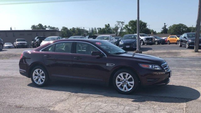 2011 Ford Taurus SEL 3.5L V6 Duratec Engine FWD 4 Door
