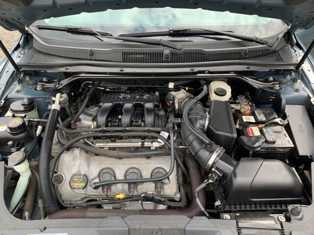 2010 Ford Taurus SEL 3.5L 6-Cylinder Engine 4 Door FWD Automatic