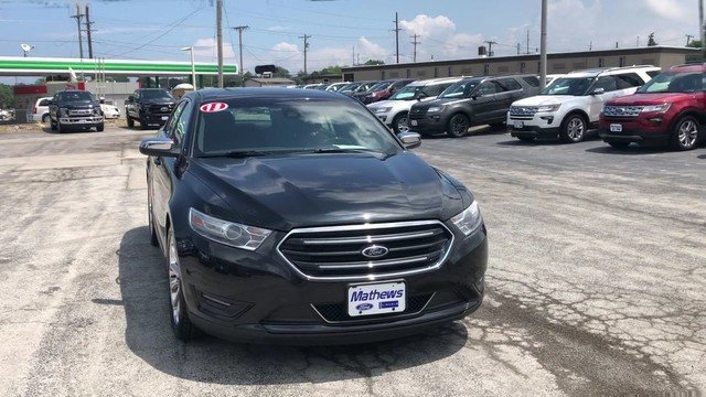 2013 Ford Taurus Limited Automatic 3.5L Ti-VCT V6 FFV engine 4 Door