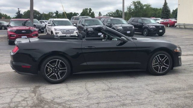 2018 Ford Mustang EcoBoost 2.3L Ecoboost Engine 2 Door Convertible Automatic