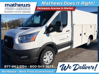 2020 Oxford White Ford Transit-350 Base V6 Engine RWD Automatic Specialty Vehicle Cutaway 2 Door