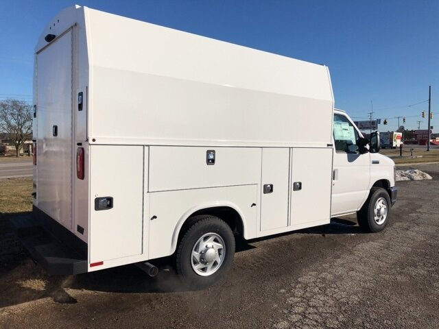 2021 Ford E-350SD Base 2 Door Automatic RWD