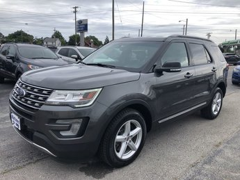 2016 Ford Explorer XLT SUV 4 Door Automatic 4X4 3.5L V6 Cylinder Engine