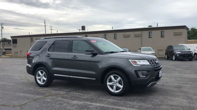 2016 Ford Explorer XLT SUV Automatic 4 Door