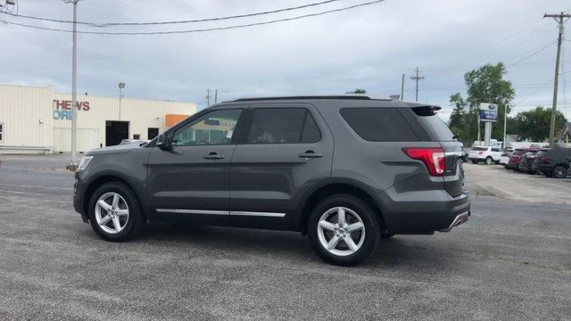 2016 Ford Explorer XLT 4X4 3.5L V6 Cylinder Engine Automatic 4 Door SUV