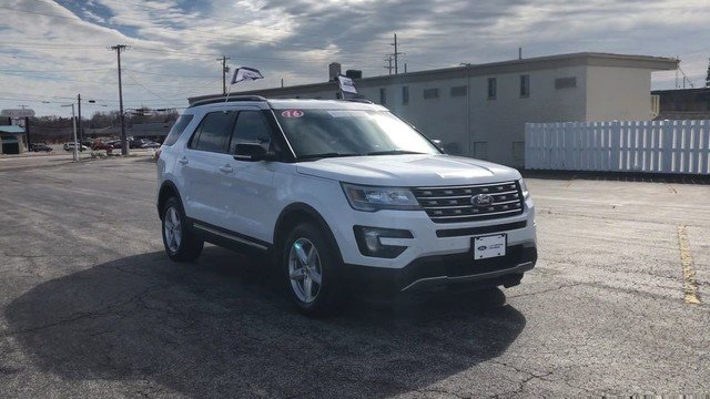 2016 Ford Explorer XLT Automatic 2.3L 4-Cyl Engine SUV 4 Door 4X4